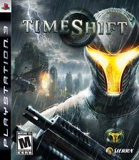 TIME SHIFT | PAL | PS3 | Sony PlayStation 3 - VGC