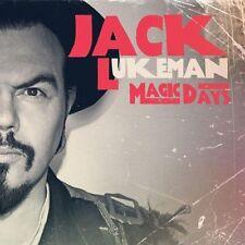 JACK LUKEMAN MAGIC DAYS CD (February 10th 2017)