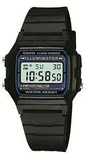 Japan Casio F105W-1A Illuminator Digital Sport Watch Casual Classic Alarm Chrono