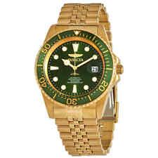 Invicta Pro Diver Automatic Green Dial Men's Watch 30095