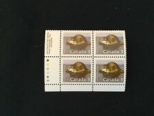 "Jps_Stamps! #1157.""Mammal Definitive, Muskrat"" 1/Lr, 1/Ll (Pristine Condition)"
