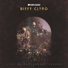BIFFY CLYRO - MTV UNPLUGGED (LIVE AT ROUNDHOUSE,LONDON)   CD NEW!