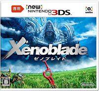 Nintendo 3DS Xenoblade Chronicles New .