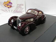 Matrice 40205-041 # Bugatti Type 51 Dubos COUPE 51133 Maroon anno di costruzione 1931 1:43
