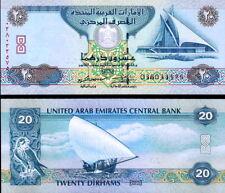 EMIRATI ARABI UNITI - Unites Arab Emirates 20 dirham 2013 FDS - UNC