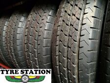 New Van/Ute tyre (tire) 195R14C fitted and balanced for $100 each!!