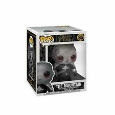 GAME OF THRONES - MOUNTAIN UNMASKED - SUPER SIZED FUNKO POP - BRAND NEW - 45337
