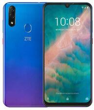 ZTE Blade 10 64GB Dual-SIM blau ANdroid Smartphone ohne Vertrag - NEU OVP