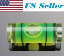 "4PCs 9.5mm(D)X25mm ~1"" Acrylic Tube Bubble Spirit Level Vial 3/8""=9.5mm Diameter"