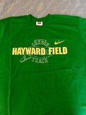 Men's Nike Steve Prefontaine Hayward Field Tee - Size Large - NWT - Rare