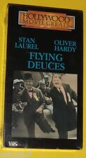Flying Deuces Classic Stan Laurel & Oliver Hardy NEW VHS! Nice See!