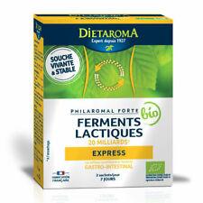 Dietaroma - Philaromal Forté bio Express - Ferments lactiques 20 milliards - 14