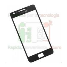 VETRINO per touchscreen Samsung i9100 vetro touch screen NERO Galaxy S2