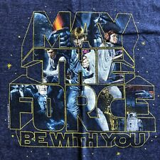 GAP Star Wars May the Force Be With You Mens Tshirt XL