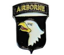 101st Airbourne Division USA US Army Combat Insignia Enamel Military Badge 19mm