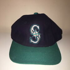 VTG Seattle Mariners Sports Specialties Wool Fitted Hat MLB Baseball Size 7