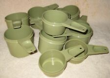 Tupperware Replacement Measuring Cup ~ OLIVE GREEN ~ You choose size ~ FREE Ship