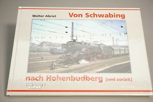 Buch - VON SCHWABING NACH HOHENBUDBERG...Abriel / EK-Verlag   //   3 Y 215