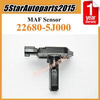 22680-5J000 Mass Air Flow Meter Sensor fits Nissan Pathfinder Infiniti QX4 3.3L