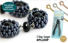 1 STEP LOOPER Create Eye Pins PLOOP Beadsmith Pro Quality Wire Pliers 1.5mm