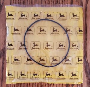 John Deere Original Equipment rubber O-ring washer #R67067