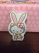 Hello Kitty Sweet Speckled Candy Eggs 1.2 oz | 34g Tin New