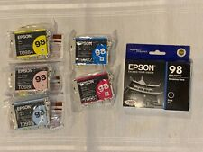 Epson Ink 98 Full Set T0981 - T0986 Artisan 700 710 725 730 800 810 835 Sealed