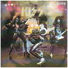 KISS ALIVE REMASTERED 2 CD NEW