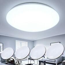 Led Surface Mount Fixture Ceiling Light Bedroom Kitchen Round Panel Lights Us