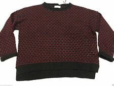 New Look Women's None Crew Neck Acrylic Jumpers & Cardigans