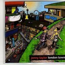 (AL377) Jonny Taylor, London Town - DJ CD