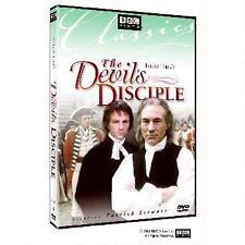 The Devil's Disciple - starring Patrick Stewart - BBC Video - DVD