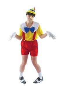 Pinocchio Adult Costume, Standard