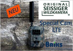 Seissiger Special-Cam LTE -Supersim Wildkamera / Überwachungskamera
