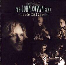 1 CENT CD New Tattoo - John Cowan