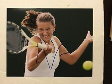 Victoria Azarenka Signed 8x10 Photo PROOF Autographed a