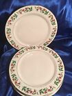 Gibson Everyday Christmas Fine China Dinnerware Plate(s)