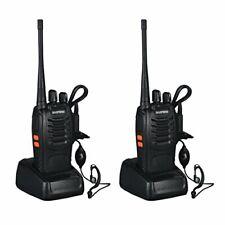 2 Baofeng BF-888S Transceptor Pmr Radio Uhf 400-470 MHZ Talkie DS