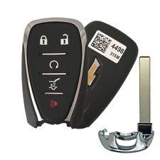 2018-18 Chevy Equinox Keyless Remote Smart Key Entry Fob Transmitter GM OEM