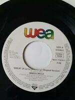 Inner Circle Sweat ( A la la long ) vinyl 7 in single