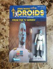 Grand Admiral Thrawn 1985 DROIDS Series STAR WARS Custom Made Card MOC