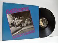 84 ROOMS instant sunshine LP EX+/VG+, LOLITA 5039, vinyl, album, garage rock,