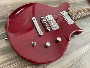 Hamer Eclipse (rare Non-Slammer, MIK model) Red