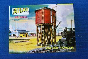 Vintage HO Scale Atlas 703-2.00 Water Tower kit