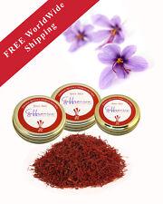 50 Grams Pure SAFFRON Threads All Red (Wholesale Price)