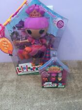 NEW LALALOOPSY SAHARA MIRAGE FULL SIZE DOLL Limited Edition With Mini Doll