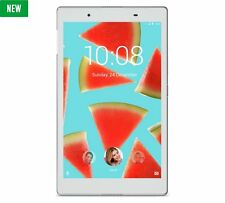 Lenovo Tab 4 HD 8 Inch 16GB Tablet - White (BRAND NEW)