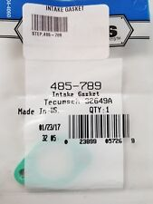 Stens 485-789 for Tecumseh Intake Gasket 32649A 32649 30188 *Fast Free Ship*