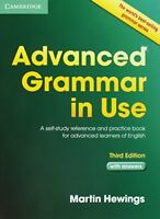 Advanced Grammar in Use with Answers A Self-Study Reference and Practice Book f