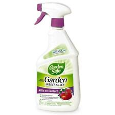 24-fl Oz Garden Safe Brand Multi-Purpose Insect Killer Roses Vegetables And More